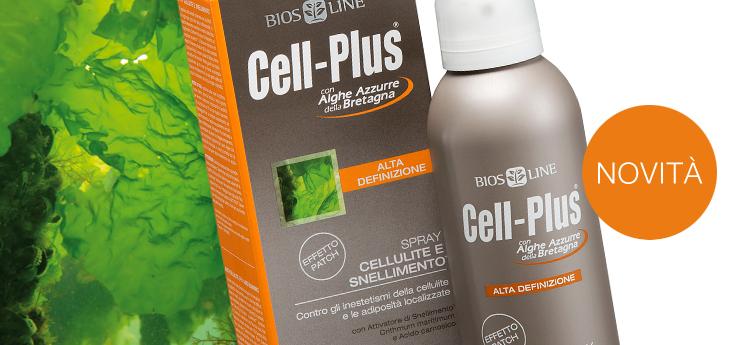 Cell-Plus Spray Cellulite* e Snellimento**