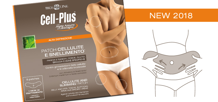 ANTI-CELLULITE* AND SLIMMING** PATCH