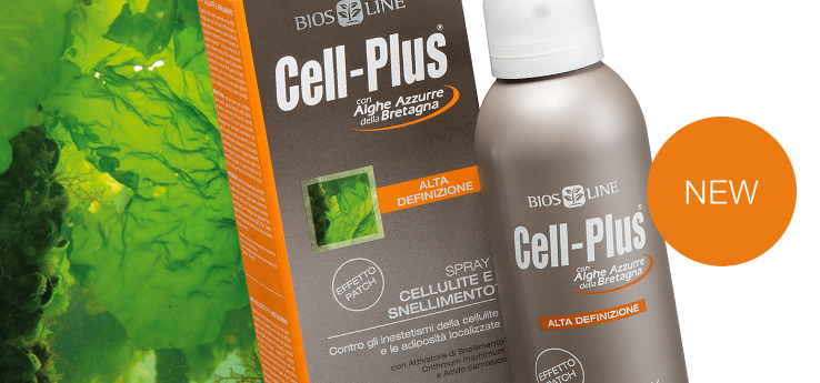 Cell-Plus Spray* Cellulite and Slimming**