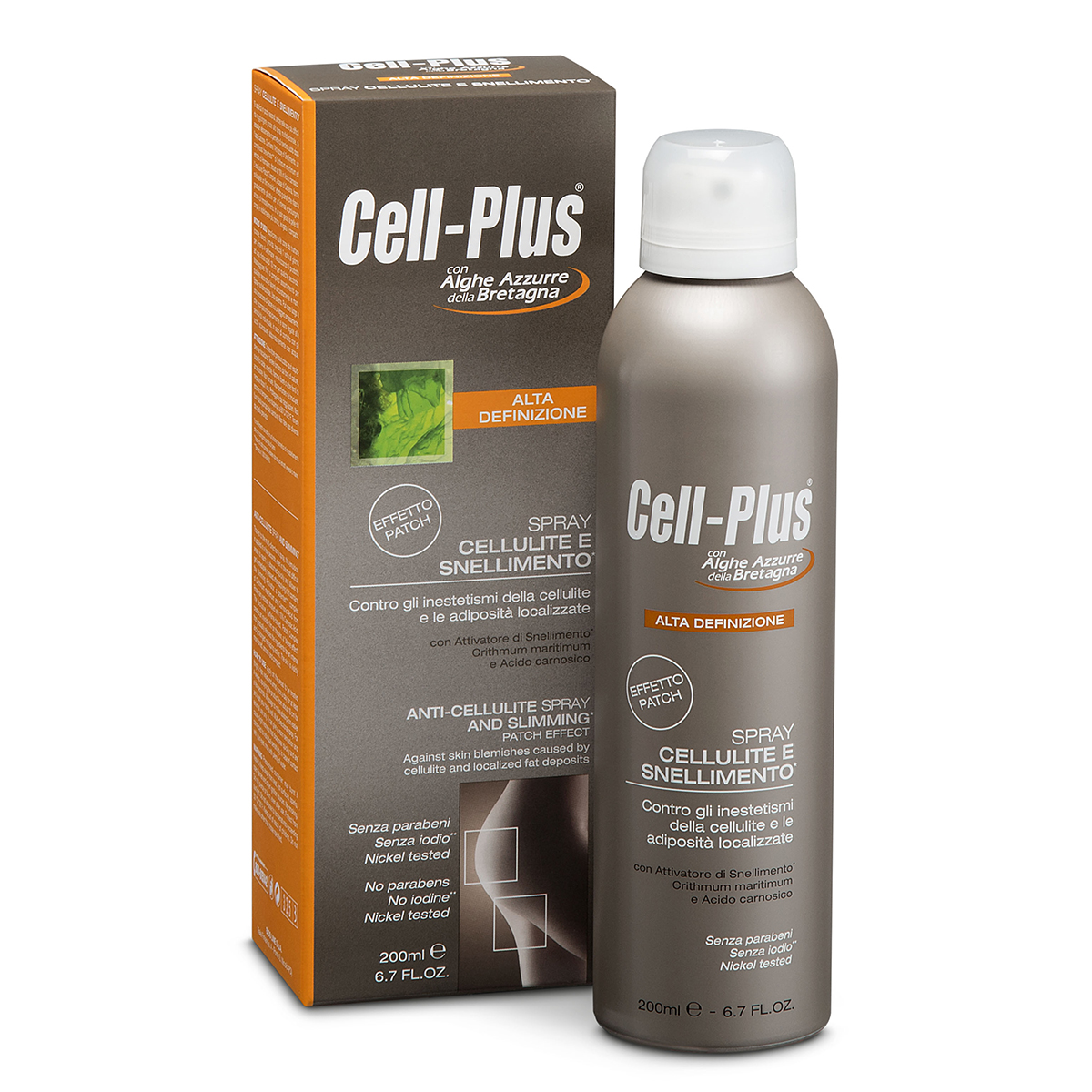 Cell-Plus Spray Cellulite e Snellimento*