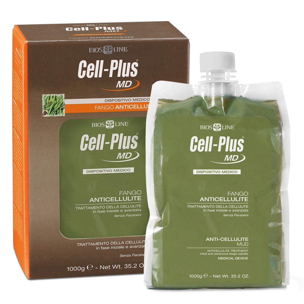 Cell-Plus MD Anticellulite Mud